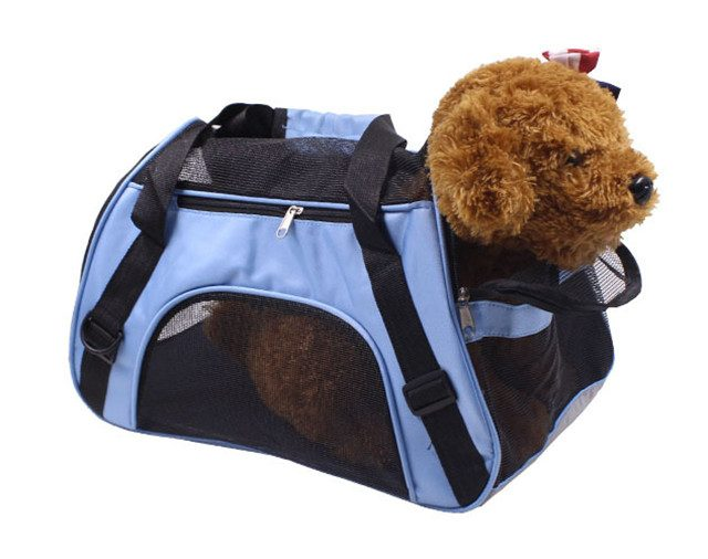 Folding Pet Carrier Handbag