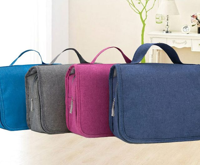 Brand Cosmetic Bag for Travel