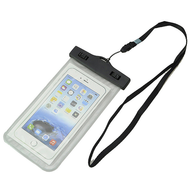 Travel Waterproof Phone Bag with Neck Strap