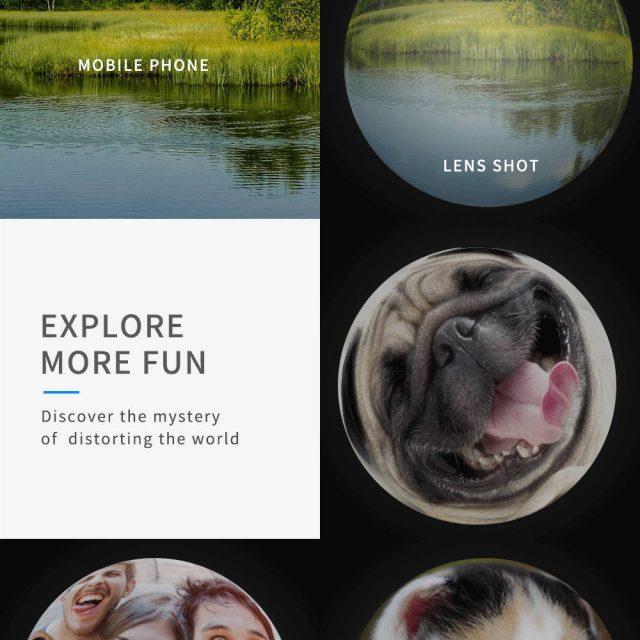 Universal 3 in 1 Mobile Phone Lenses