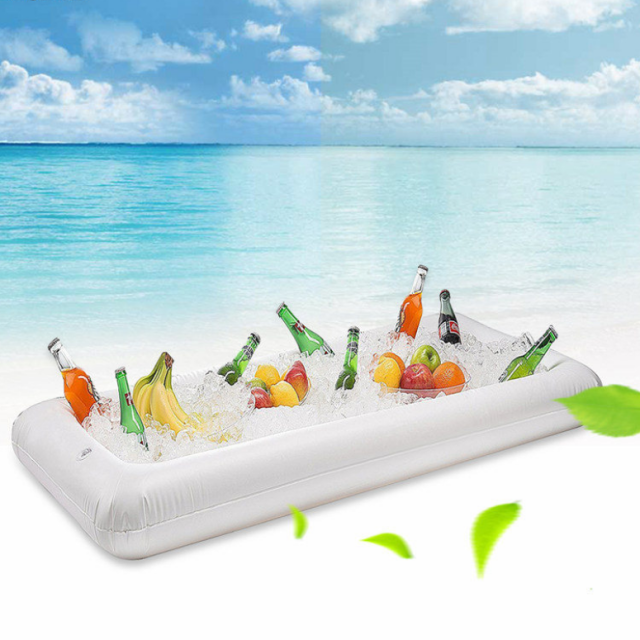 Inflatable Ice Serving Bar