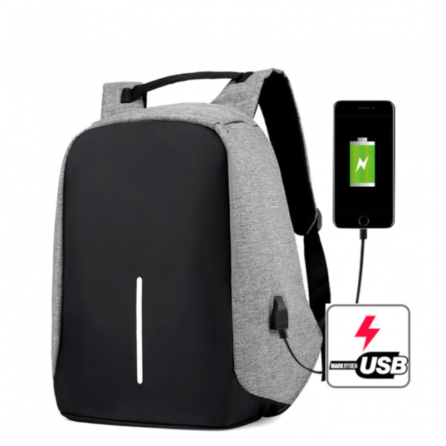 Anti-theft Travel Backpack for 15.6 inch Laptop